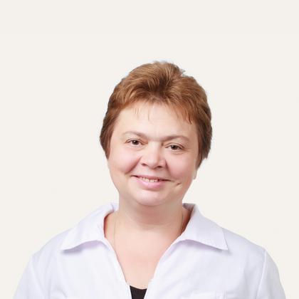 Наталия Модестовна Елисеева