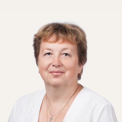 Людмила Александровна Лазарева