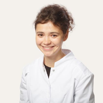 Елена Игоревна Бутенко